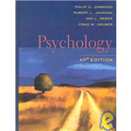 Psychology : AP* Exam Workbook Package - Zimbardo, Philip G.; Johnson, Robert L.; Weber, Ann L.; Gruber, Craig W.