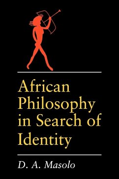African Philosophy in Search of Identity - Masolo, D. A.