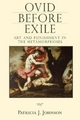 Ovid Before Exile - Patricia J. Johnson