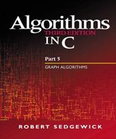 Algorithms in C, Part 5: Graph Algorithms - Sedgewick, Robert