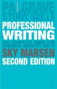 Professional Writing: 2nd Edition