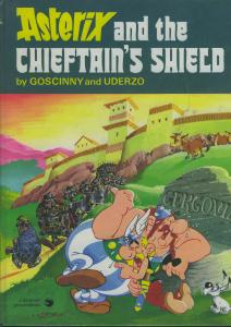 Asterix and the chieftain's shield (engl.) - René Goscinny / Albert Uderzo
