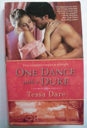 One Dance with a Duke - Dare, Tessa