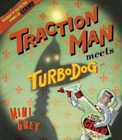Traction Man Meets Turbodog - Grey, Mini