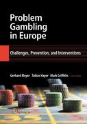 Problem Gambling in Europe