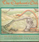 The Elephant's Child from the Just So Stories