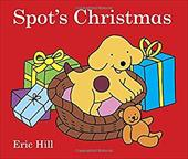 Spot's Christmas Board Book - Hill, Eric