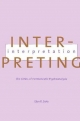 Interpreting Interpretation - Elyn R. Saks