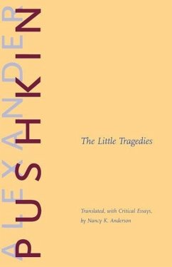 The Little Tragedies - Pushkin, Alexander Sergeyevich