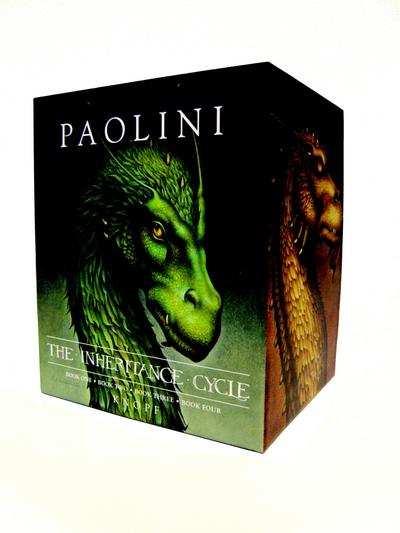 Inheritance Cycle 1-4 - Christopher Paolini