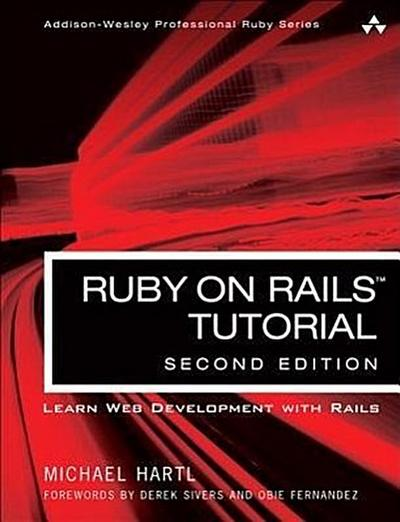 Ruby on Rails Tutorial - Michael Hartl