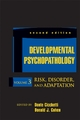 Developmental Psychopathology, Risk, Disorder, and Adaptation - Dante Cicchetti;  Donald J. Cohen