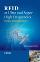 RFID at Ultra and Super High Frequencies - Dominique Paret