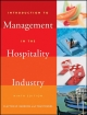 Introduction to Management in the Hospitality Industry - Clayton W. Barrows;  Tom Powers