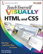 Teach Yourself Visually HTML and CSS