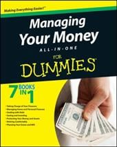 Managing Your Money All-In-One for Dummies - Benna, Ted / Bucci, Stephen R. / Caher, James P.