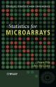 Statistics for Microarrays - Ernst Wit; John McClure