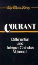 Differential and Integral Calculus - R. Courant