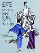 Erte Fashion Paper Dolls of the Twenties