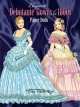 Elegant Debutante Gowns of the 1800's Paper Dolls - Tom Tierney
