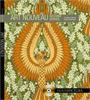 Art Nouveau: Second Series - Alan Weller