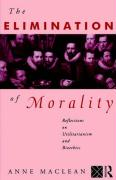 The Elimination of Morality