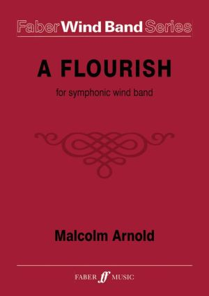 Flourish for Band: Score & Parts