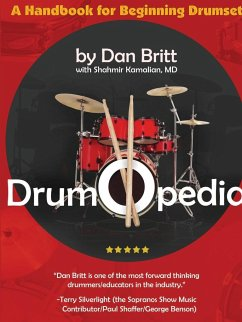 Drumopedia: A Handbook for Beginning Drumset - Britt, Dan
