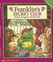 Franklin's Secret Club - Bourgeois, Paulette / Clark, Brenda