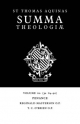 Summa Theologiae: Volume 60, Penance - Saint Thomas Aquinas; Reginald Masterson; T. C. O'Brien
