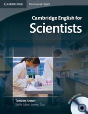Cambridge English for Scientists Student's Book with Audio CDs (2) - Tamzen Armer