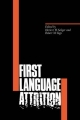 First Language Attrition - Herbert W. Seliger; Robert M. Vago