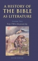 History of the Bible as Literature: Volume 2, From 1700 to the Present Day - David Norton