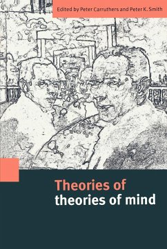 Theories of Theories of Mind - Carruthers, Peter / Smith, K. (eds.)