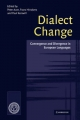 Dialect Change - Peter Auer; Paul Kerswill; Frans Hinskens