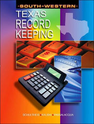 Recordkeeping for Texas - Robert Schultheis