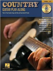 Country: Guitar Play-Along Volume 17