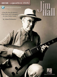 Jim Hall - Guitar Signature Licks Cd/pkg - Adam Perlmutter