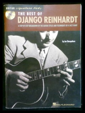 The Best of Django Reinhardt (ohne CD). - Charupakorn, Joe