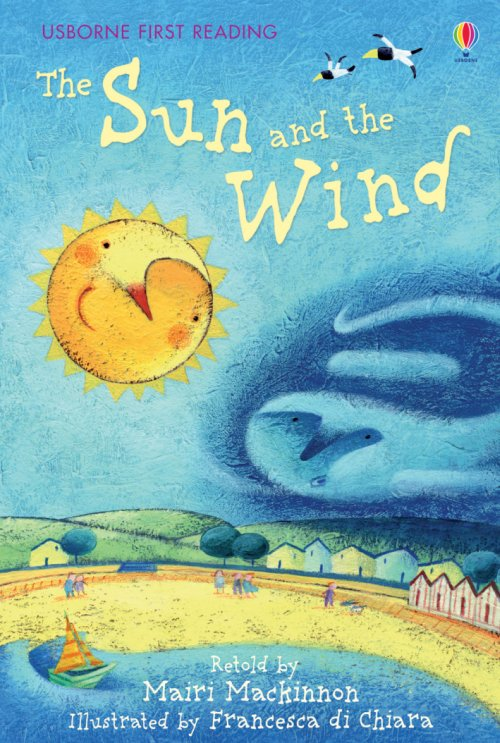 The sun and the wind - Mackinnon Mairi