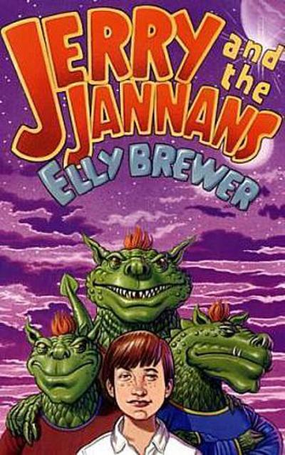 Jerry and the Jannans - Elly Brewer