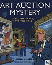 Art Auction Mystery - Nilsen, Anna