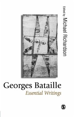 Georges Bataille - Richardson, Michael Bataille, Georges