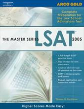 Arco Gold the Master Series LSAT - Martinson, Thomas H.