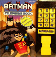 Batman: Tell-A-Riddle Telephone Book - Play-A-Sound