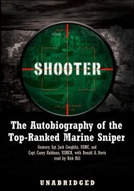 Shooter: The Autobiography of the Top-Ranked Marine Sniper - Jack Coughlin