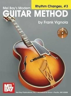 Modern Guitar Method, Rhythm Changes #3 - Vignola, Frank Strong, Jeff