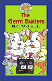 Yoko & Friends School Days: The Germ Busters - Book #6 - Rosemary Wells