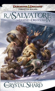 Forgotten Realms: The Crystal Shard (Legend of Drizzt #4) - R. A. Salvatore