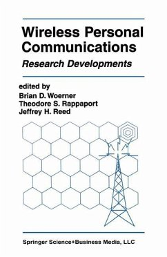 Wireless Personal Communications - Woerner, Brian D. / Rappaport, Theodore S. / Reed, Jeffrey H. (Hgg.)